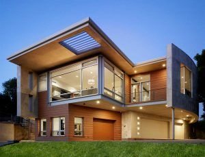 Ultra Modern House Architecture by HartmanBaldwin