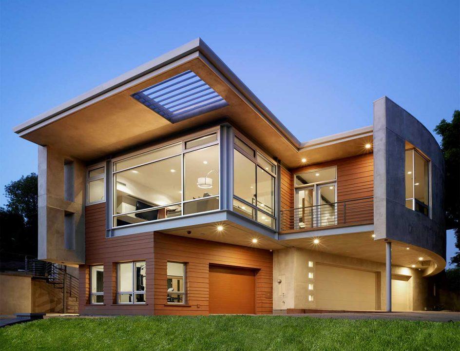 Ultra Modern House Architecture by HartmanBaldwin