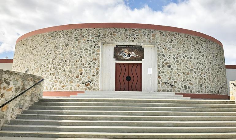 Paleontology Museum in Claremont, CA Design by HartmanBaldwin