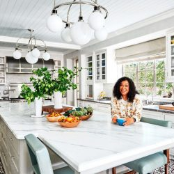 Shonda Rhimes Welcomes Us Into Her Home