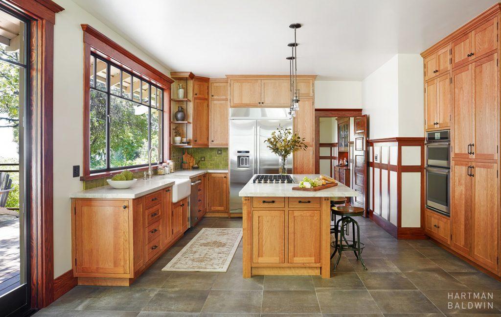 Craftsman Luxury Kitchen Remodel by HartmanBaldwin
