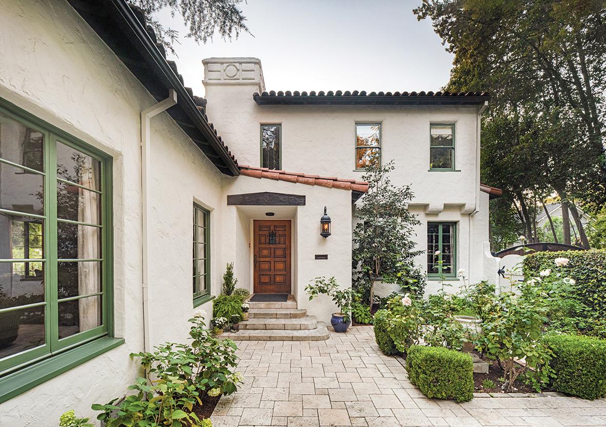Project Spotlight – Major Renovation of 1929 Spanish Revival Home